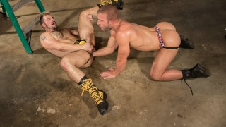 Fist Pumpers, Part 1 - JR Bronson & Aarin Asker