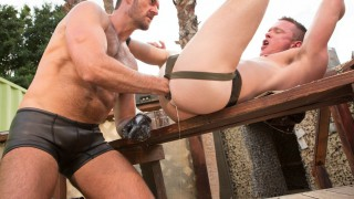 Fire In The Foxhole, Scene 2 - Jackson Lawless & Anthony London