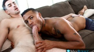 Big Dick Bottom - Kevin Blaise & Jack Hunter