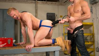 Hole Busters 8, Scene 5 - Angelo & Chris Daniels