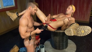 Hole Busters 9, Scene 5 - Brandon Jones & Landon Conrad