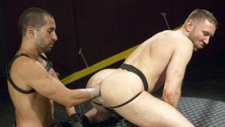 Fisting Playground 1, Scene 3 - Rick Van Sant & Diablo Fox