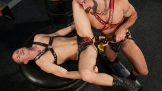 Hole Busters 5, Scene 2 - Spencer Reed & Randall O'Reilly