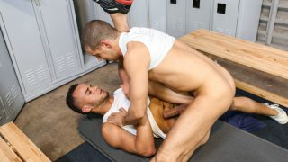 Locker Room Surprise - Javier Cruz & Tommy DeLuca