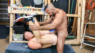 Maintenance Fuckers, Part 2 - Alessio Romero &, Saxon West