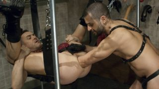 Nasty, Scene 3 - Evan Matthews, Diablo Fox & Ramon Steele