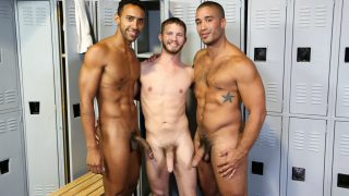 Competitive Big Dicks - Trey Turner, Jay Alexander & Asher Devin