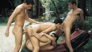 Absolute Aqua (Vintage), Scene 4 - Clint Williamson, Dylan Reece, Josh Stone & Spike