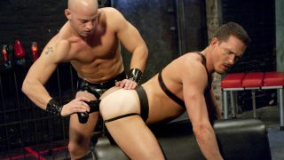 Hole Busters, Scene 3 - Jackson Lawless & Patrick Rouge