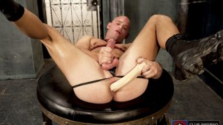 Hole Busters, Scene 1 - Patrick Rouge