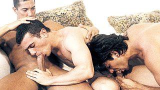 Heaven Sent (Vintage), Scene 4 - Martin Valdez, Matia Dellagiorna & Marcos Estelito