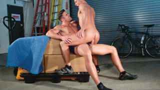 Urban Spokes, Scene 1 - Ryan Rose & Rod Peterson