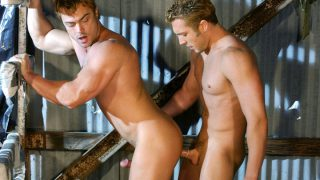 AfterShock, Part 1 (Vintage), Scene 4 - Rob Romoni & Jason Land