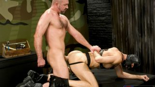 Booted, Scene 1 - Jonathan Doe & Josh West