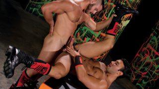Krossfire, Scene 3 - Nick Sterling & Dorian Ferro