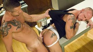 Hole Wreckers, Scene 1 - Mason Garet & Rocco Banks