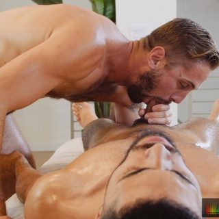Hard Slippery Cock - Wesley Woods & Angel Duran