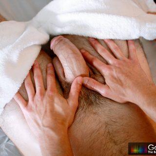 Massage Hookup - Ryan Pitt & Casey Everett