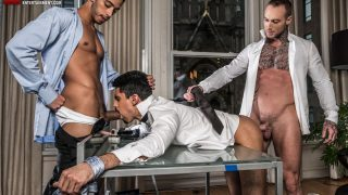Dylan James, Drae Axtell & Lee Santino