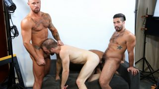 Our Photographer Is Hot - Trey Turner, Peter Marcus & Michael Roman