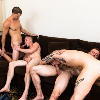 Swinger Stories - Markie More, Lance Ford, Chris Blades & Damien Kyle