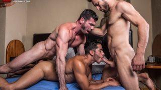 Drae Axtell, James Castle & Billy Santoro