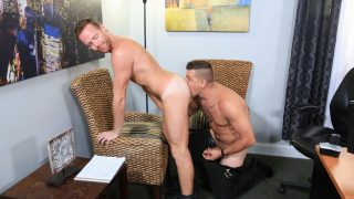 My Boss Has A Huge Cock! - Jace Chambers & Jack Gunther