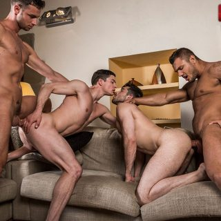Ben Batemen, Brock Magnus, Ruslan Angelo & Damon Heart