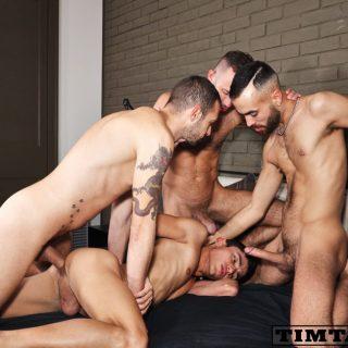 Joaquin Santana, Koldo Goran, Fostter Riviera & Vadim Romanov