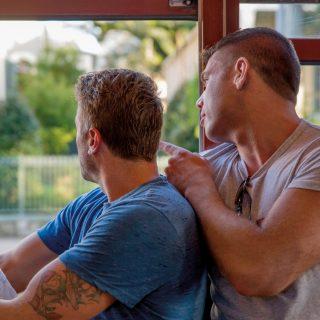 Love & Lust in New Orleans, Scene 1 - Wesley Woods & Tyler Roberts