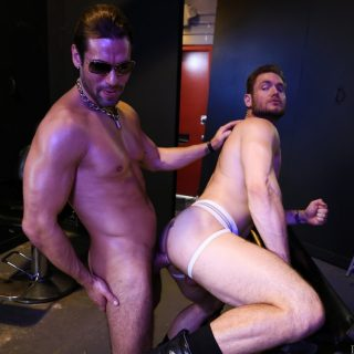 Sex Club Fucking - Alexander Garrett & Ace Era