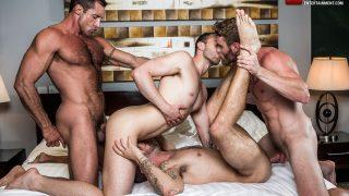 Tryp Bates, Shawn Reeve, Nick Capra & Jackson Radiz