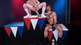 World Series Of Fisting, Scene 2 - Hugh Hunter & Sam Syron