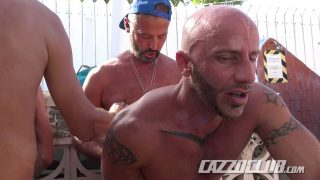 Aymeric Deville Gangbang