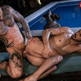 Dylan James & Aaden Stark