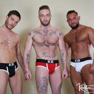Manuel Scalco, Jake Cook & Ricco Fatale