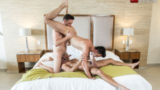 Aaden Stark, Manuel Skye & Damon Heart