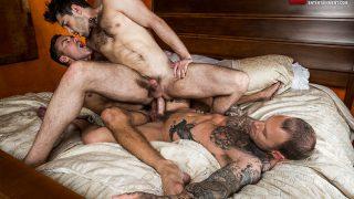 Dylan James, Manuel Skye & Ben Batemen