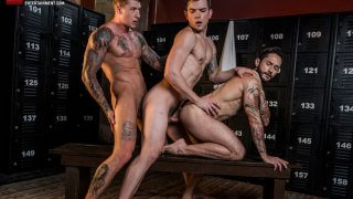 Dakota Payne, Rod Fogo & Geordie Jackson