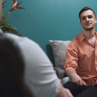 Sex Therapy In The Raw - Connor Halsted & Donte Thick