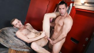 Yes Sir! I Want Your Cock! - Alexander Garrett & Chandler Scott