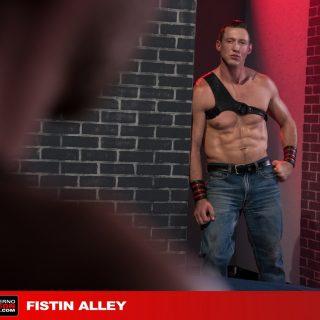 Fistin Alley, Scene 1 - Mike Tanner & Pierce Paris