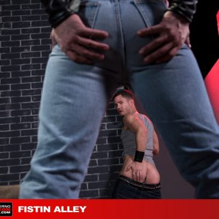 Fistin Alley, Scene 3 - Sebastian Keys, Dylan Strokes & Ashley Ryder