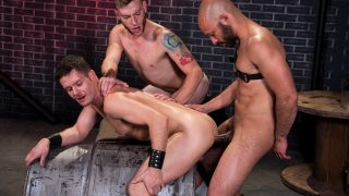 Fistin Alley, Scene 4 - Sebastian Keys, Dylan Strokes & Ashley Ryder