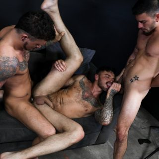 Couples Portrait - Seth Knight, Cesar Rossi & Cris Knight