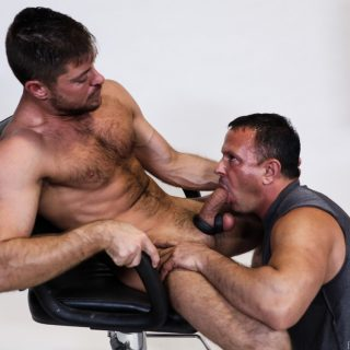 Perfect Fitting Cock Ring - Jack Andy & Tony Lazzari