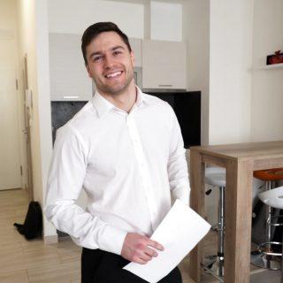 The Broke Real Estate Broker - Sam Cuthan