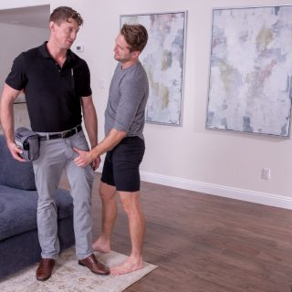 Service Me! Scene 6 - Wesley Woods & Pierce Paris