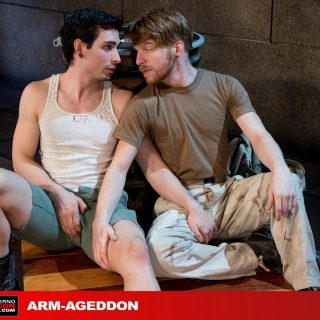 Arm-ageddon, Scene 1 - Jace Eros & Luka Sage