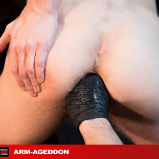 Arm-ageddon, Scene 2 - Jace Eros & Luka Sage